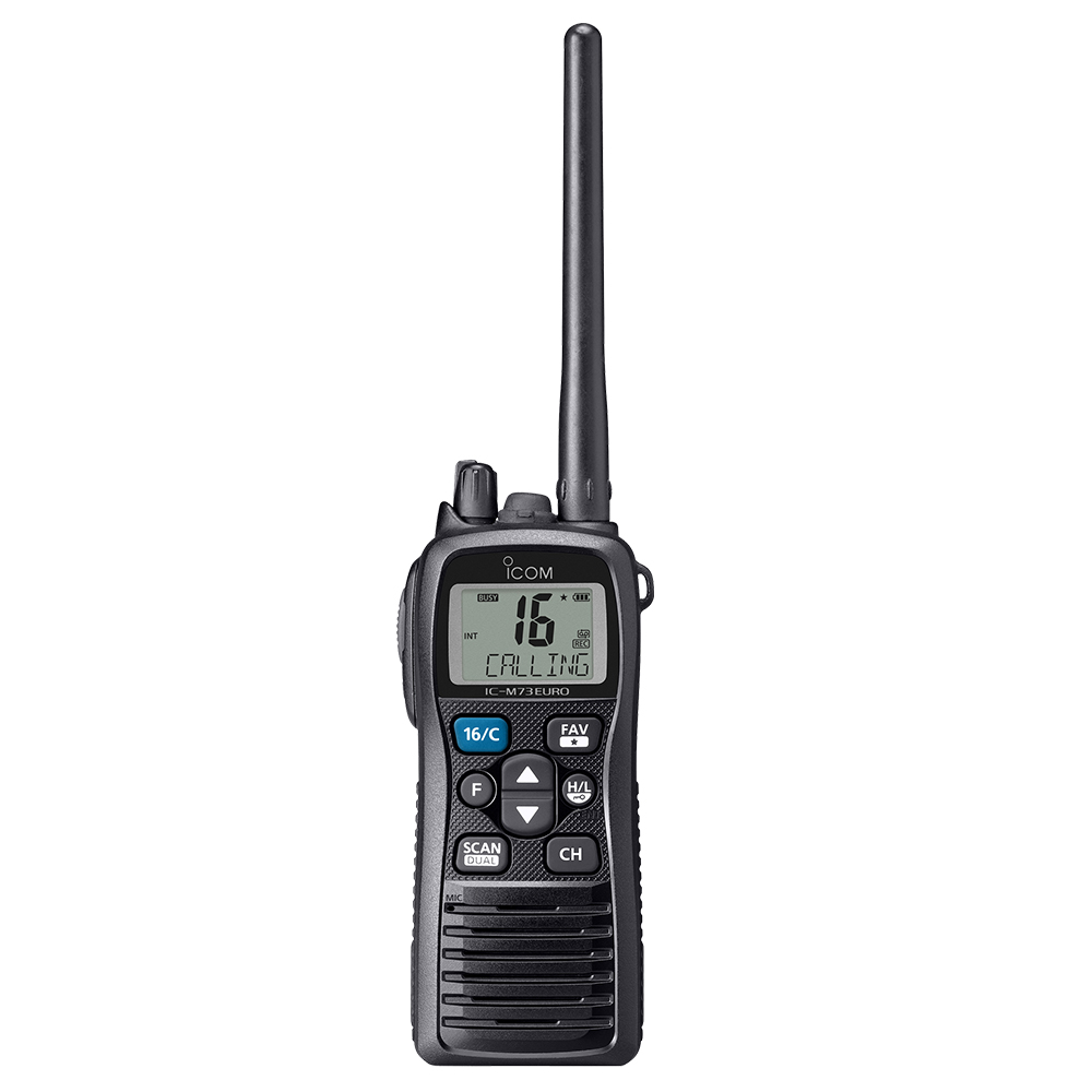 IC-M73 PLUS VHF Radio