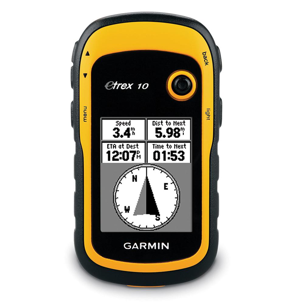 Etrex 10 Handheld GPS
