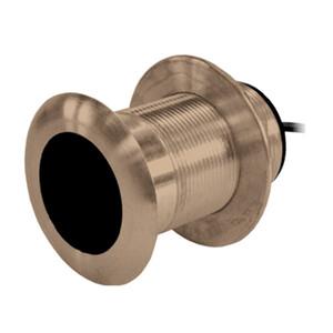 Thru Hull Bronze Transducer 200/50Khz